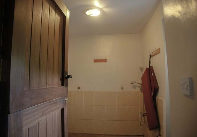 Sheephaven Dog Shower Room
