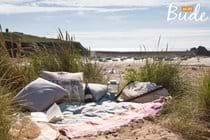 Picnic at Summerleaze beach
