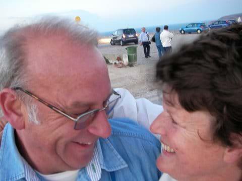 Your Hosts, Roger & Margaret