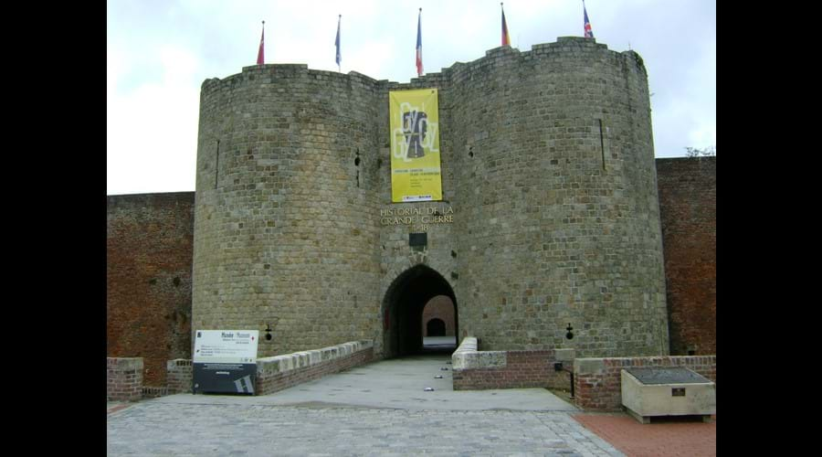 Peronne Museum of the Great War