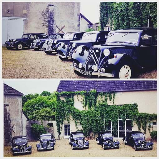 Loving the cars that come to visit us!