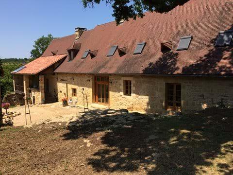 Oak & Walnut barns - self catering holiday villas in Dordogne, France