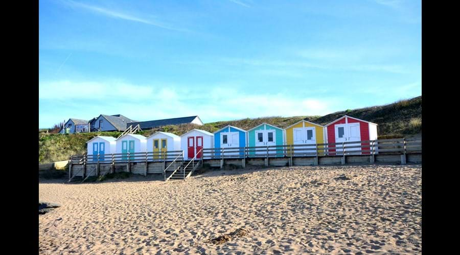 Bude Beach Huts for hire