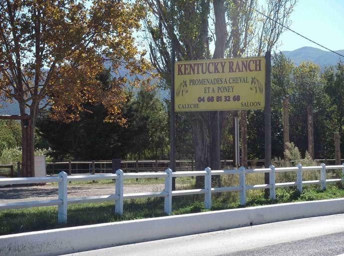Le Kentucky Ranch pour l