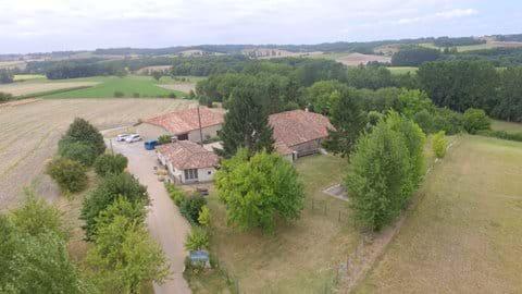 Chez Sarrazin farm - Summer 2018