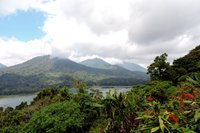 Lakes between Munduk and Bedugul
