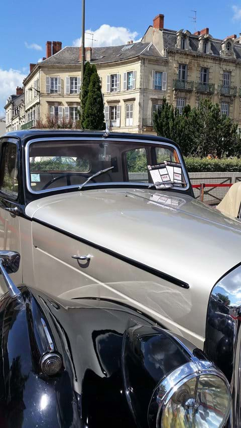 Vintage days in Perigueux