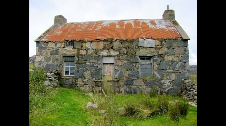 Old Croft House, Gershader, Isle of Lewis