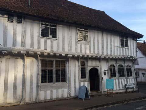 Lavenham Wine Bar No10 on Lady Street
