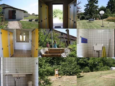 Campsite facilities