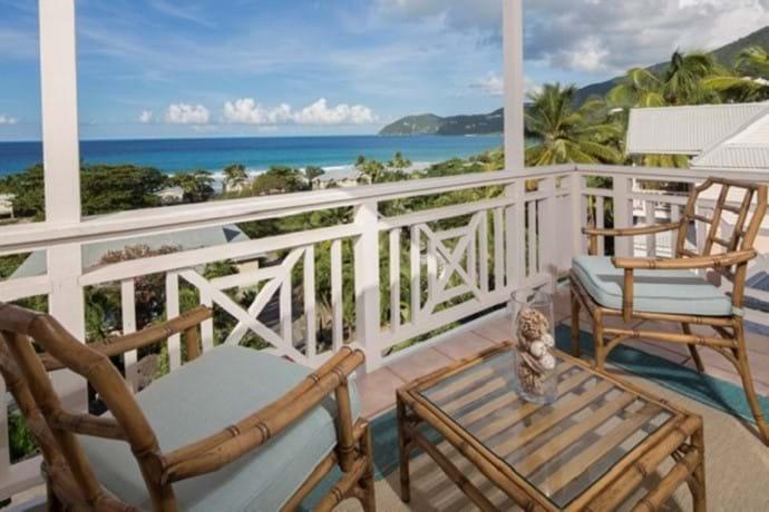 Penthouse Suite Balcony