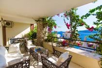Annex Apartment Terrace with Sea Views