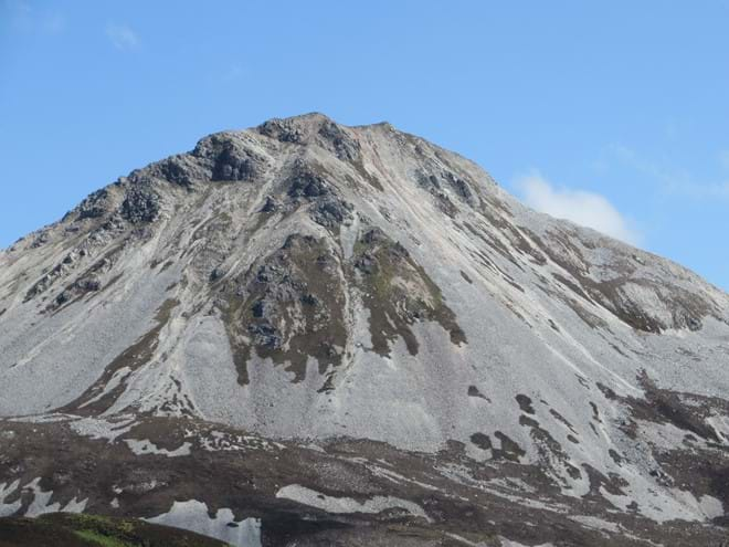 Errigal Mountain, Donegal's highest peak