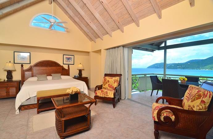 Penthouse Bedroom Suite