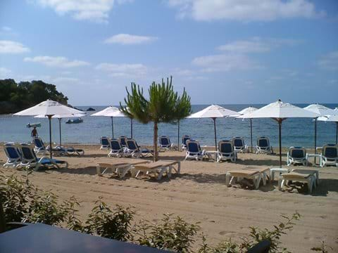 Niu Blau beach