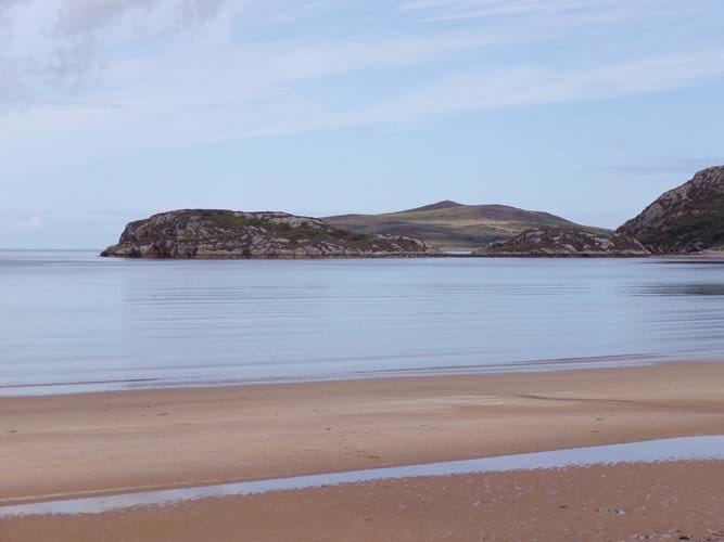 Gorgeous beaches in the Highlands to visit