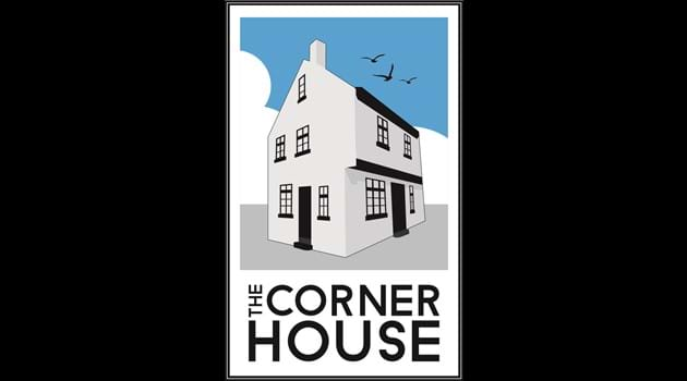 The Corner House logo - found emblazened on mugs within the cottage (available to purchase too!).
