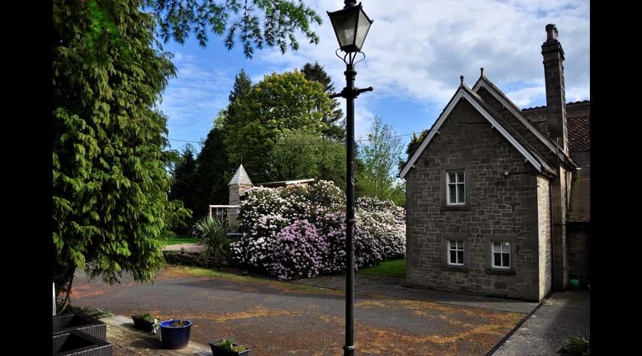 Rothley Lodge - Tree House
