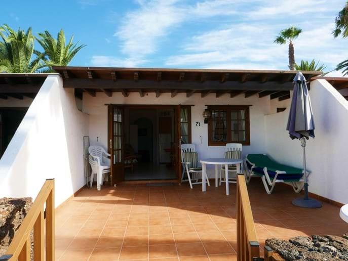 Exterior and Terrace - Villa 71