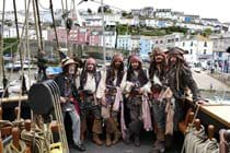 Pirate festival, Brixham