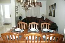 Lounge Room/Family Room - Dining table for 6