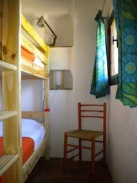 Small bunkbed room