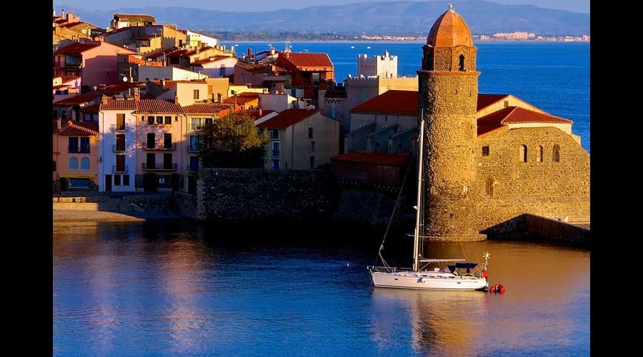 Spend a day at the beach - Collioure (pictured) is the gem of the coast