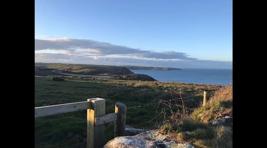 View towards Lands End