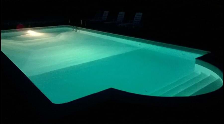 Late night swim anyone?