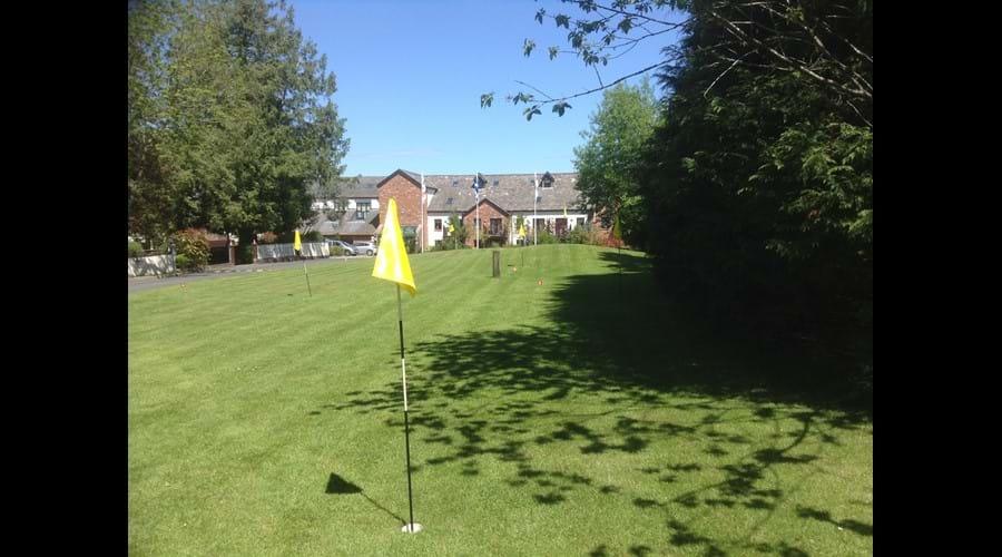 Mini Golf Whitbarrow