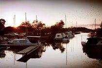 Kilgarvan Quay - marina within walking distance of house