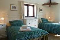 Spacious Double Aspect Twin Room