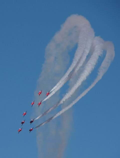 Royal International Air Tattoo - Fairford
