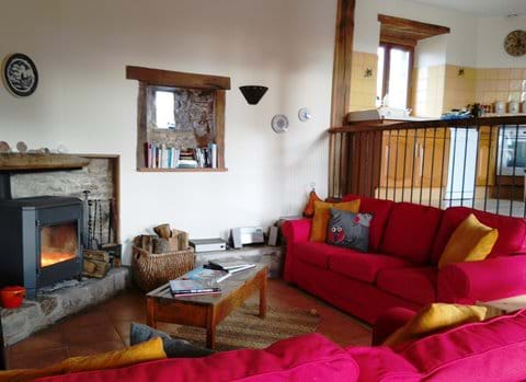 Eco-Gites of Leanult - a welcoming gite that sleeps 5 in the Calvados region of Normandy