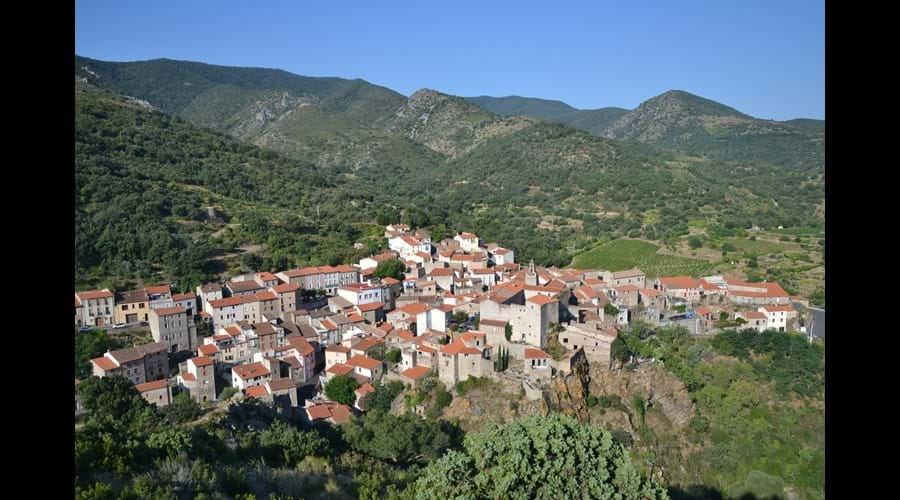 Caramany dates back to the 13th century - take a walk and enjoy its history!