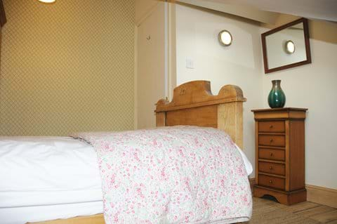Second Bedroom, Sentry Cottage, Alnwick