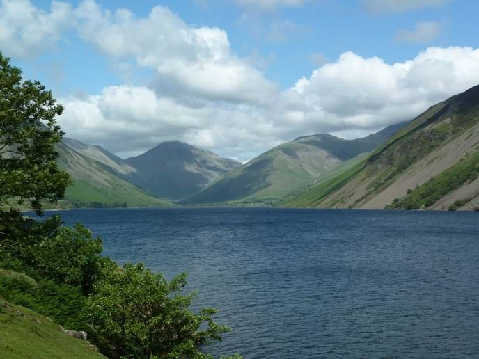 wast water Lake District