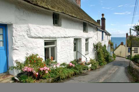 Cadgwith Cottages - The Cot, Cadgwith, The Lizard, Cornwall