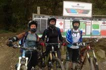 Only 25 mins from BikeParkWales