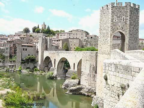 Medieval Village of Besalu.