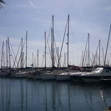 Caleta de Velez harbour