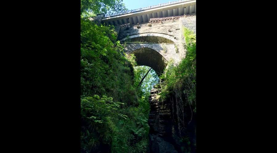 Devils Bridge.