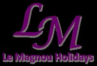 Logo - Le Magnou Holidays