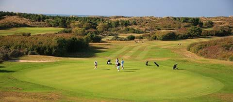 Links or Forest at Le Touquet