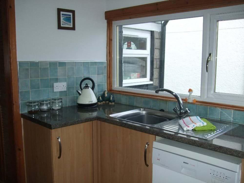 Kitchen at Niaroo, Bowmore, Islay