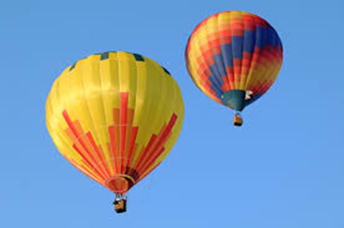 Hot air balloon (35 mins from villa) Can offer to arrange individual flights starting near the Villa. Ideal for a special celebration and a great way to see the vendee countryside - www.hot-air-balloon-rides.eu