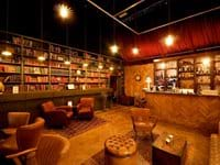 Secret bar at the BFI