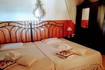 The second bedroom is also en suite