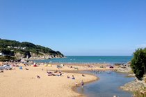 Aberporth in high summer