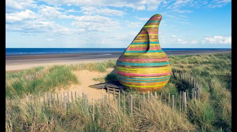 Jabba the 'beach' hut